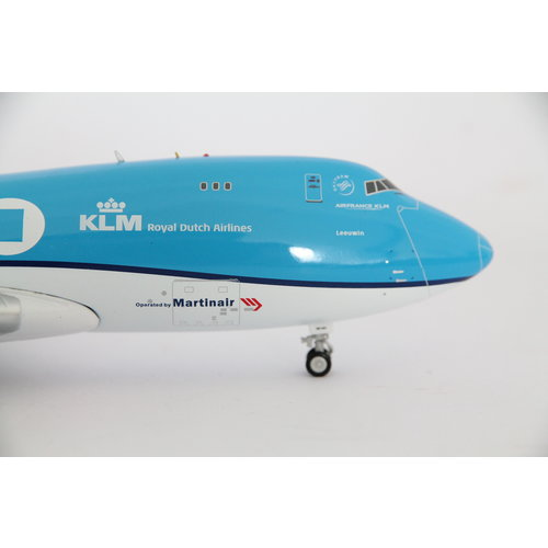 """Inflight 1:200 KLM CARGO B747-400F """"100 Years Anniversary"""""""