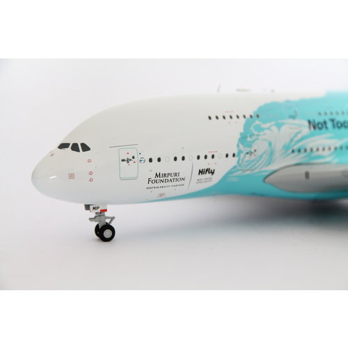 "JC Wings 1:200 HiFly ""Save the Coral Reefs"" A380"