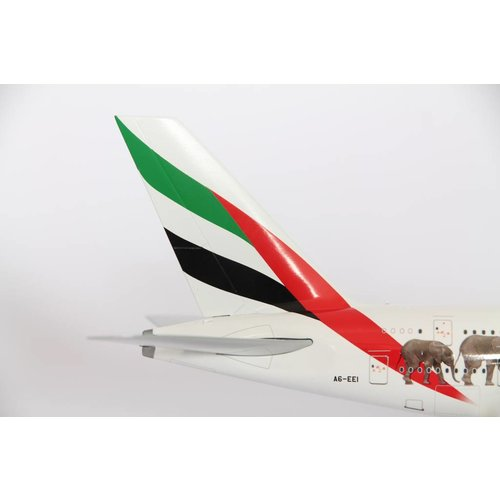 "Gemini Jets 1:200 Emirates ""Wildlife"" A380"