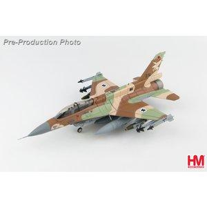 """Hobby Master 1:72 F-16D Barak 074, 109 Squadron """"UAV Killer"""" IAF 2006"""