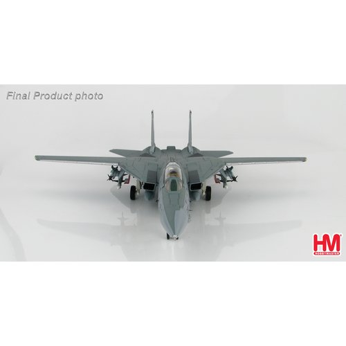 "Hobby Master 1:72 F-14A BuNo 159610, VF-32, Gulf of Sidra Incident, 1989  ""MIG Killer"""
