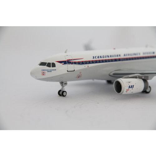 JFox 1:200 SAS Scandinavian Airlines System  A319
