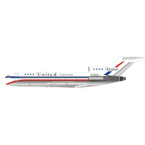 Inflight 1:200 United Airlines B727-100