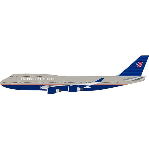 Inflight 1:200 United Airlines B747-400