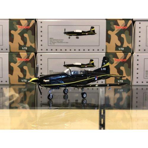 Herpa 1:72 RNLAF Pilatus PC-7
