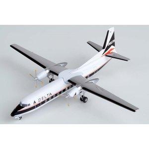 Aero Classics 1:200 Fairchild FH227 Friendship Delta Air Lines