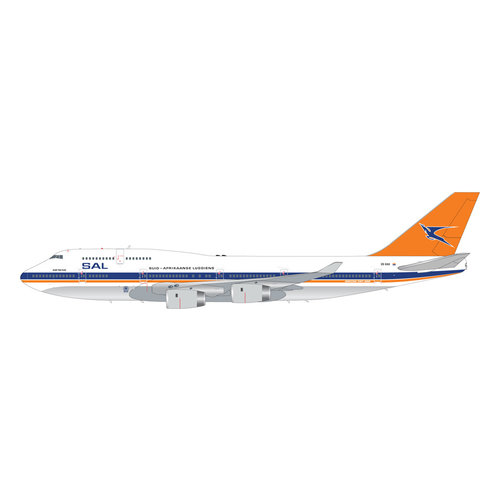 Gemini Jets 1:200 South African Airways B747-400