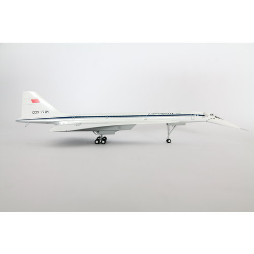 Herpa 1:200 Aeroflot Tu144