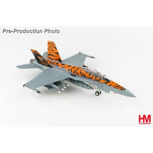 "Hobby Master 1:72 F/A-18B Hornet ""Classic Hornet 1985-2019"" A21-116, 2 OCU, RAAF, Williamtown"