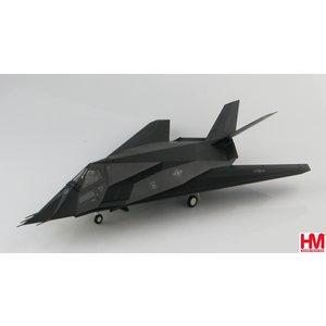 """Hobby Master 1:72 F-117A Nighthawk """"Operation Allied Force"""" 82-803, 8th FS """"Black Sheep"""", Kosovo War, 1999"""
