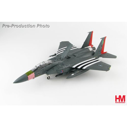 "Hobby Master 1:72 F-15E ""75th D-Day Anniversary scheme"" 97-0219, 492nd FS, RAF, 2019"