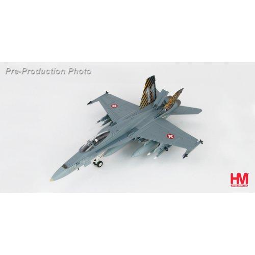 """Hobby Master 1:72 F/A-18C Hornet J-5011, Swiss Air Force, """"NATO Tiger Meet 2016"""""""
