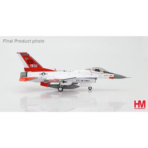 Hobby Master 1:72 Lockheed F-16C Block 30, 86-0371, 445 FLTS, Edwards AFB, Feb 2010