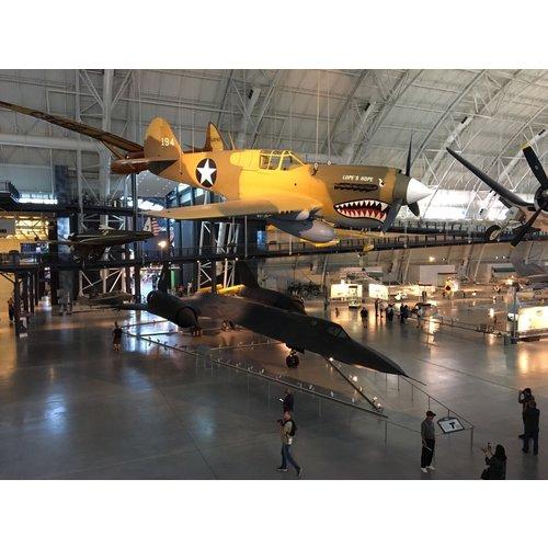 "Century Wings 1:72 SR-71A Blackbird U.S.A.F 9th SRW 61-7972 1990 ""SKUNK WORKS"""