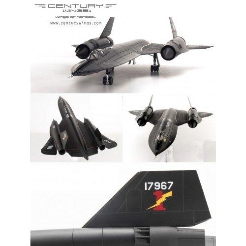 Century Wings 1:72 SR-71A Blackbird 9th USAF 'Lightning Bolt'
