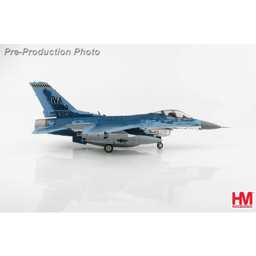 "Hobby Master 1:72 Lockheed F-16C Block 25 ""Ghost Scheme"" 84-1220, 64th AGRS, 2019"