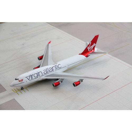 Gemini Jets 1:200 Virgin Atlantic B747-400