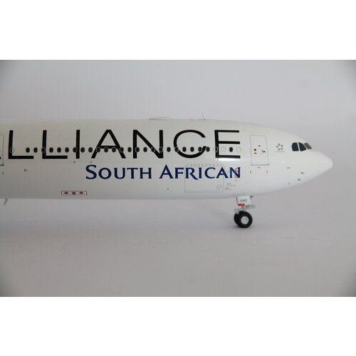 "JC Wings 1:200 South African ""Star Alliance"" A340-600"