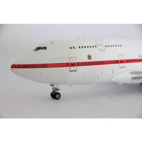 Inflight 1:200 United Arab Emirates B747-400