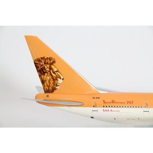 Inflight 1:200 Alliance Air B747SP
