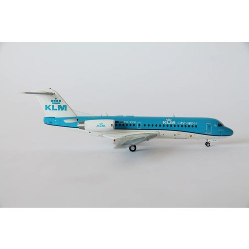 Gemini Jets 1:200 KLM Cityhopper Fokker 70