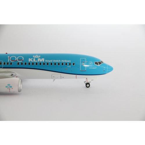 """JFox 1:200 KLM """"100 Years Anniversary"""" B737-800"""