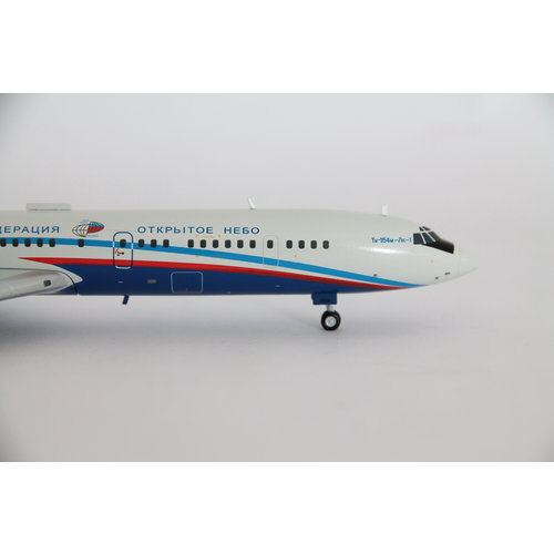 JC Wings 1:200 Russian Federation Tupolev Tu154M-LK-1
