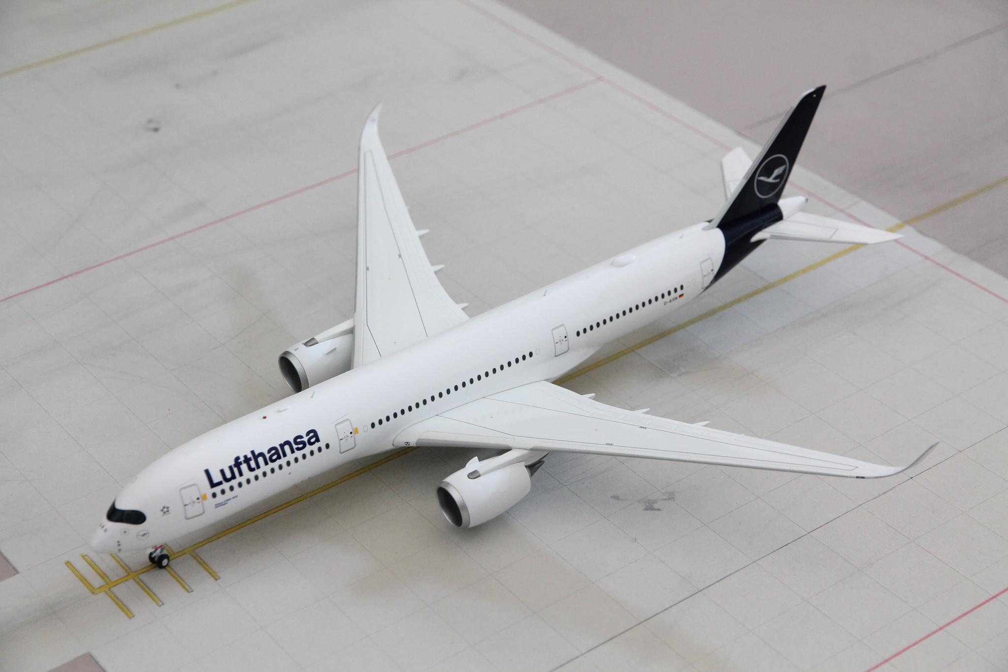 Gemini Jets 1:400 Lufthansa Airbus A350-900 D-AIXN GJDLH1781 IN STOCK