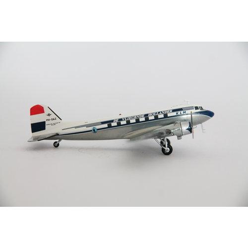 Gemini Jets 1:200 KLM DC-3