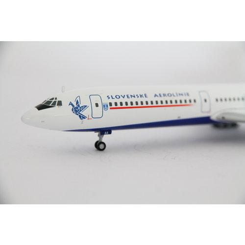 Herpa 1:200 Slovak Airlines Tupolev Tu-154M