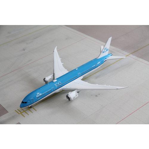 "Inflight 1:200 KLM ""100 years"" B787-9"