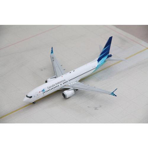 JC Wings 1:200 Garuda Indonesia B737-8MAX