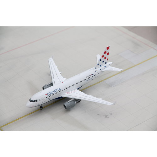 "JC Wings 1:200 Croatia Airlines ""25years Godina"" A319"