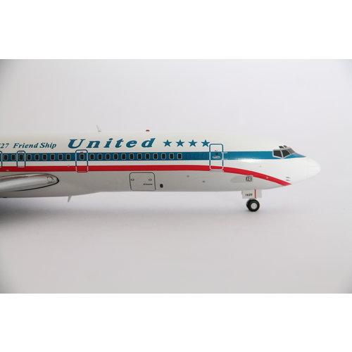 Gemini Jets 1:200 United Airlines B727-200