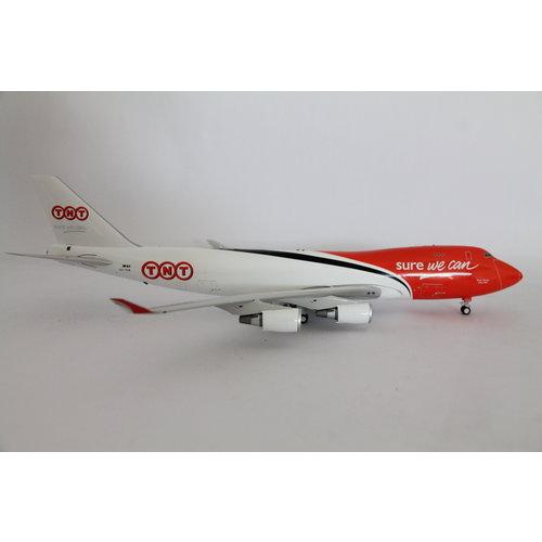 Inflight 1:200 TNT B747-400F