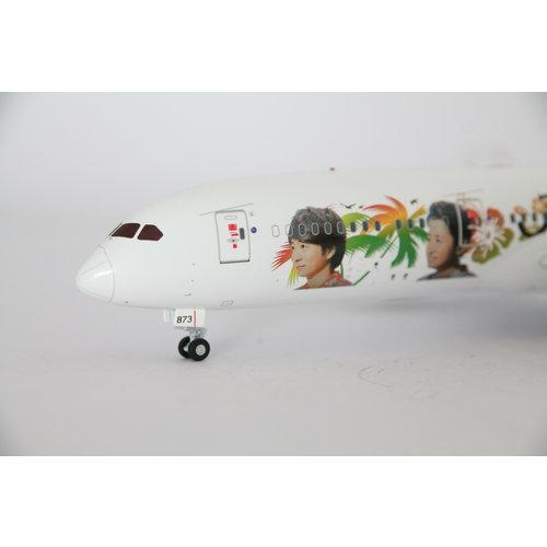 "JC Wings 1:200 JAL ""Hawai"" B787-9"