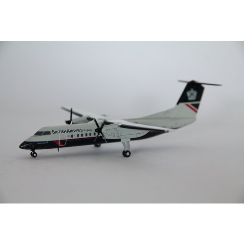 "JC Wings 1:200 British Airways Express ""Landor"" Dash 8-Q300"