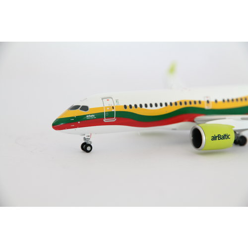 "Herpa 1:200 Air Baltic ""Lithuania"" CS300 / A220-300"