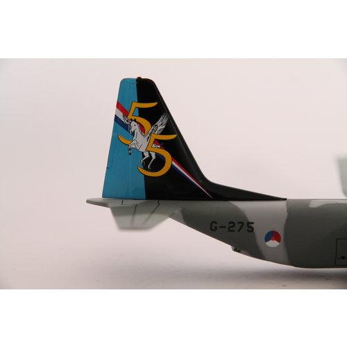 "Inflight 1:200 RNLAF Lockheed C-130H-30 Hercules (L-382)  334sqn ""55 year"" G-275 , KLu"