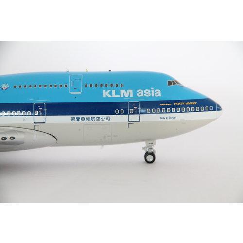 Inflight 1:200 KLM Asia B747-400
