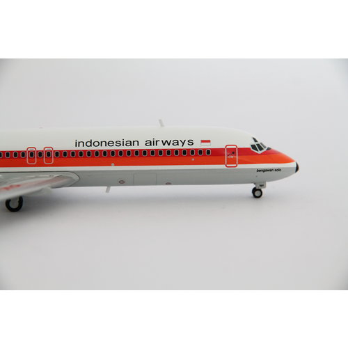 Herpa 1:200 Garuda Indonesia DC-9-30
