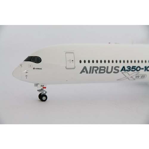 """JC Wings 1:200 Airbus House Color """"Carbon"""" A350-1000"""