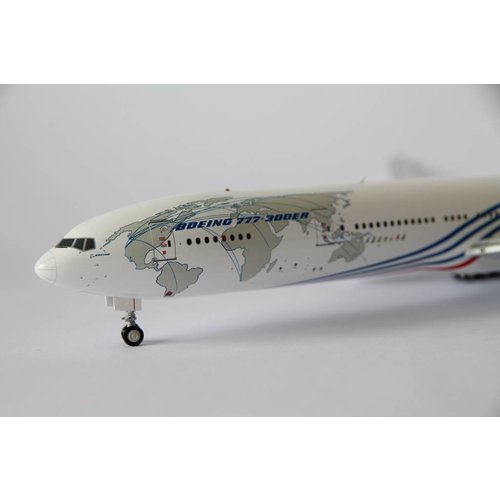 Inflight 1:200 Boeing House Color B777-300