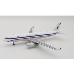 """Inflight 1:200 United Airlines A320 """"Airbus A320 Friend Ship"""""""