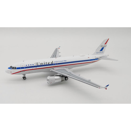 "Inflight 1:200 United Airlines A320 ""Airbus A320 Friend Ship"""