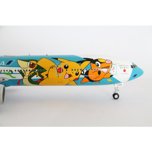 "JC Wings 1:200 ANA ""Pokemon Peace Jet"" B777-300"