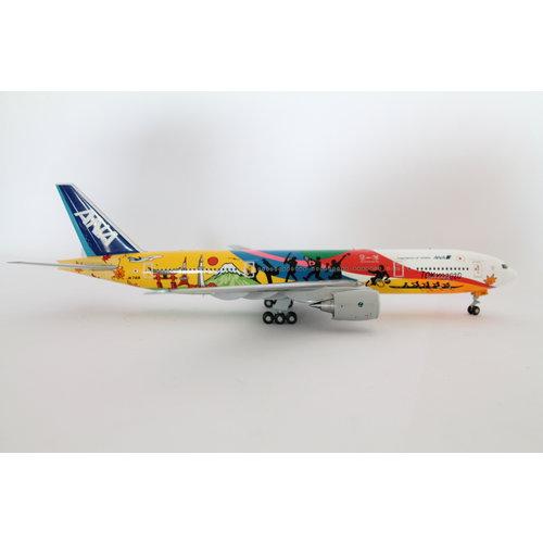 "JC Wings 1:200 ANA ""2020 JET"" B777-200"