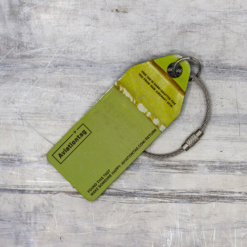 Aviationtag Aviationtag - Airbus A330 – CS-TOE - TAP Air Portugal (dark green)