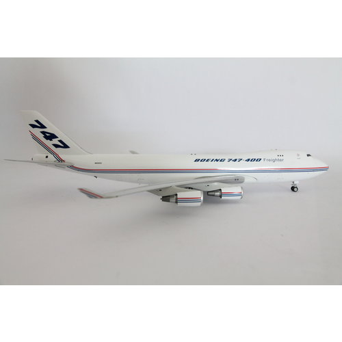 Inflight 1:200 House Color B747-428F/SCD