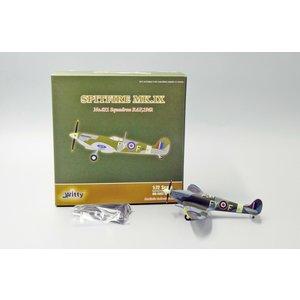 WItty 1:72 Supermarine Spitfire Mk IX Diecast Model RAF No.611 Sqn, BS435, 1942